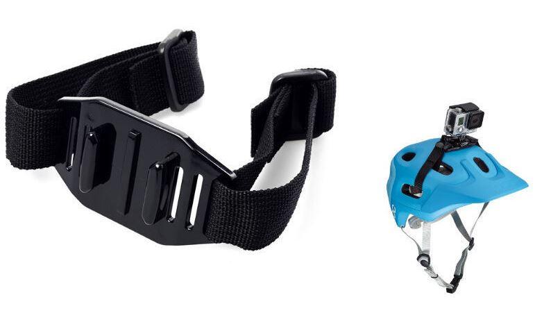 Držák na helmu - páskový 25d6331339